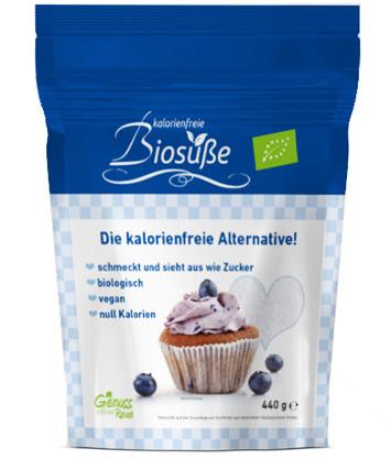 Kalorienfreie Biosüße