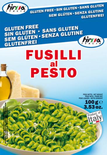 Fertiggericht Fusilli al Pesto