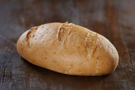 Weißbrot frisch gebacken
