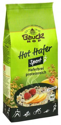 Hot Hafer Sport Haferbrei proteinreich