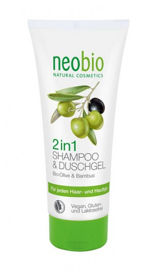 2in1 Shampoo & Duschgel