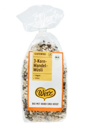 3-Korn Mandel Müsli