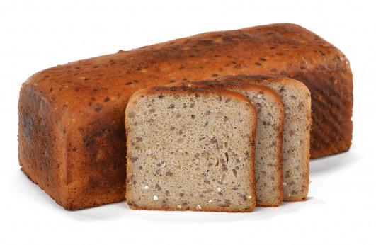 3-Saaten-Brot 1000g, frisch gebacken