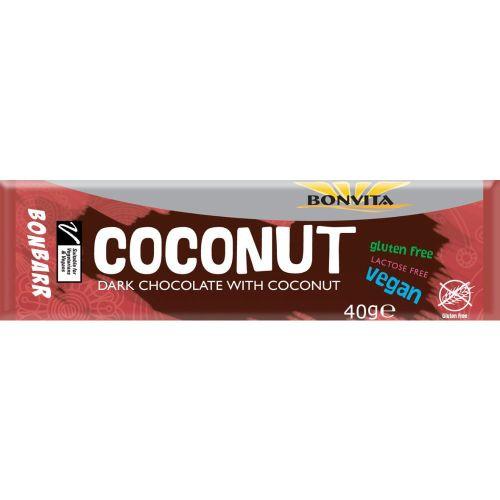 Coconut Zartbitter Kokos Riegel