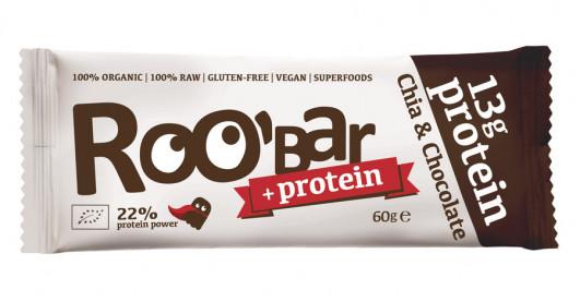 Riegel Protein Chia & Chocolate