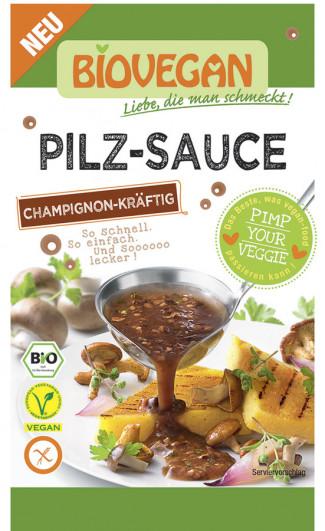 Pilz-Sauce