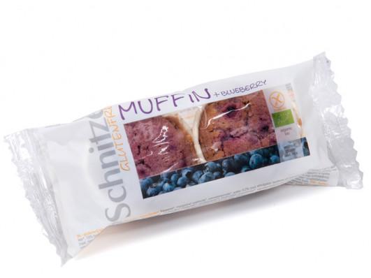 Bio Muffin + Blueberry