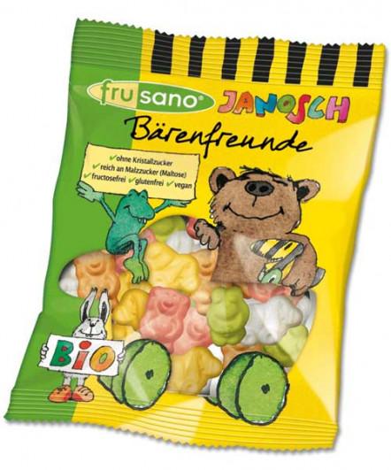 Bio Janosch Bärenfreunde vegan
