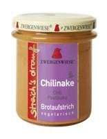 Chilinake Streich's drauf