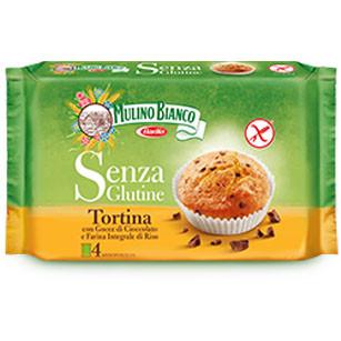 Tortina Törtchen mit Schokostücken