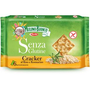 Cracker mit Rosmarin