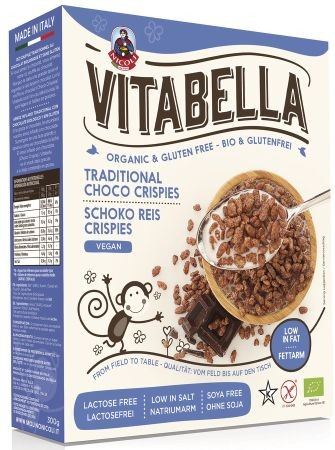 Vitabella Schoko Reis Crispies