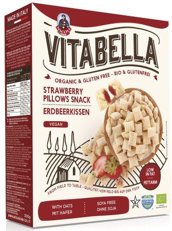 Vitabella Erdbeerkissen