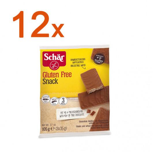 Sparpaket 12x Snack