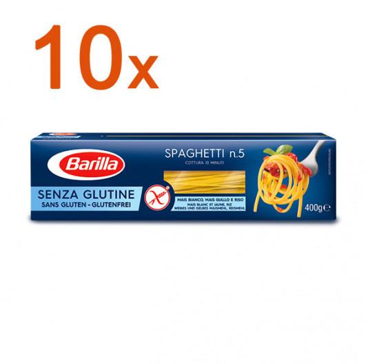 Sparpaket 10x Spaghetti n.5 glutenfrei