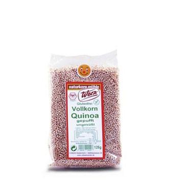Vollkorn Quinoa gepufft