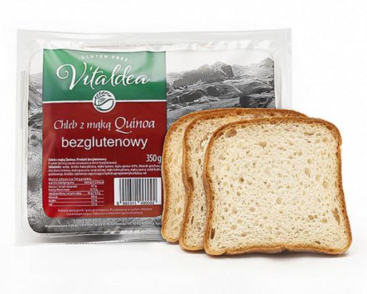 Quinoabrot glutenfrei