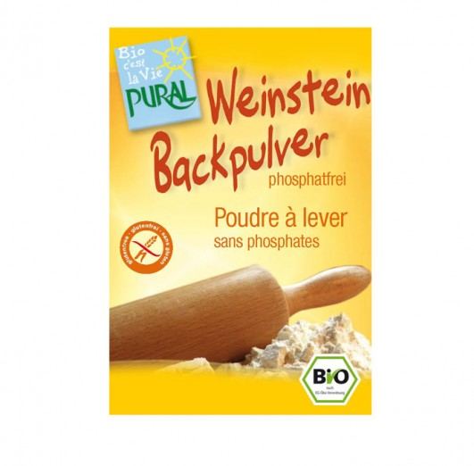 Weinstein Backpulver