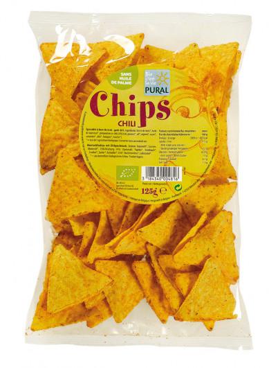Chips Chili
