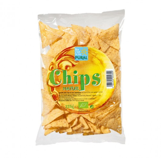 Chips Natur