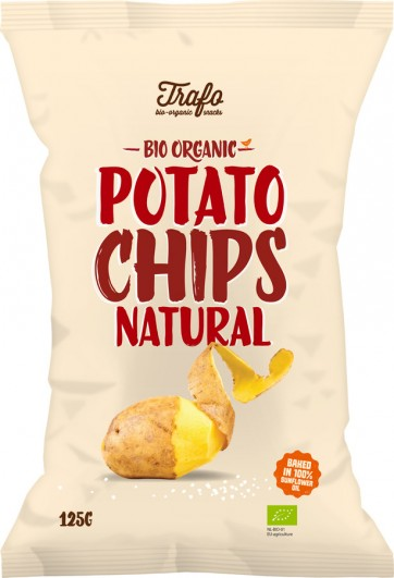 Kartoffel Chips Naturel