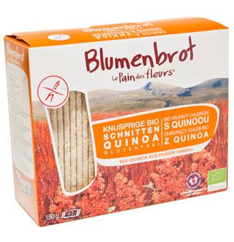 Blumenbrot Quinoa