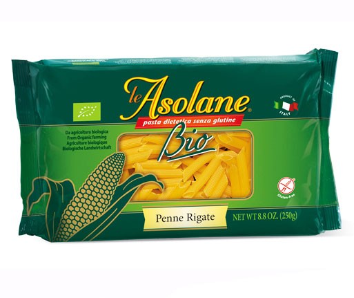 Le Asolane Penne Rigate Bio