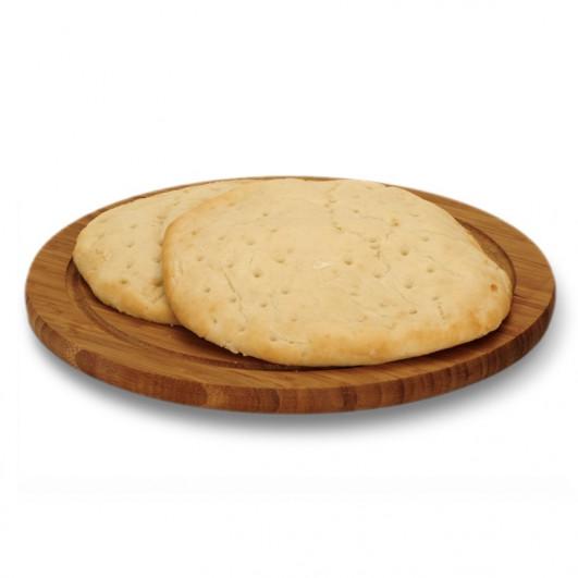 Pizzaböden frisch gebacken 2 Stück