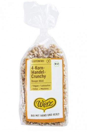 4-Korn Mandel Crunchy Müsli