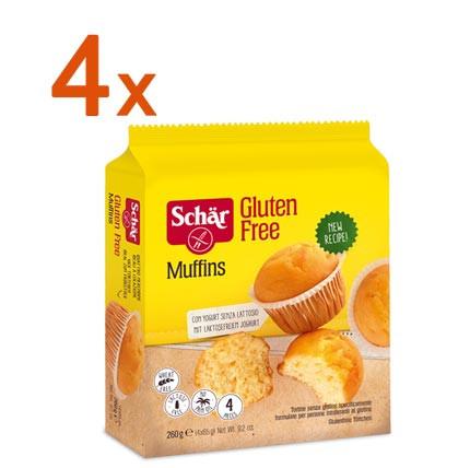 Sparpaket 4 x Muffins