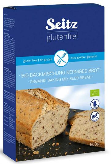 BIO-Backmischung für kerniges Brot