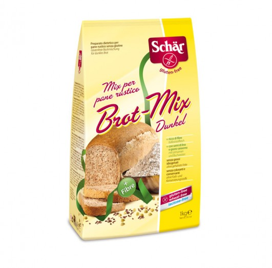 Brot-Mix Dunkel