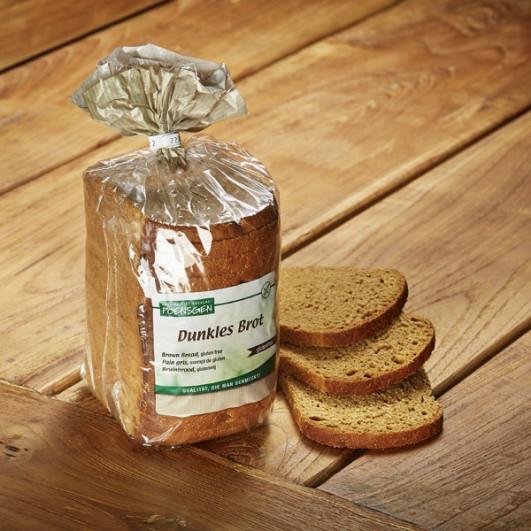 Dunkles Brot
