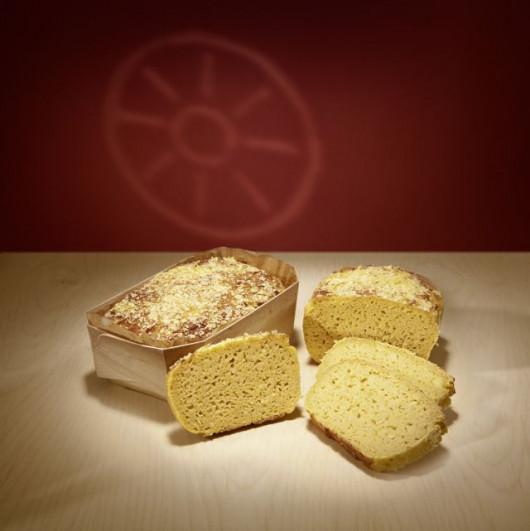 Bio Kartoffel-Brot frisch gebacken
