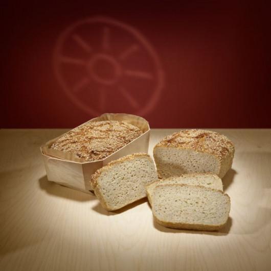 Bio Quinoa-Amaranth frisch gebacken