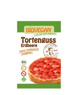 Tortenguss Erdbeere ungezuckert