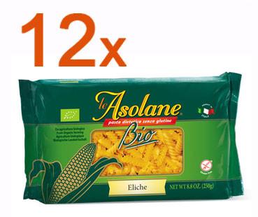 Sparpaket 12 x Le Asolane Eliche Bio