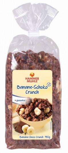 Banane-Schoko Crunch