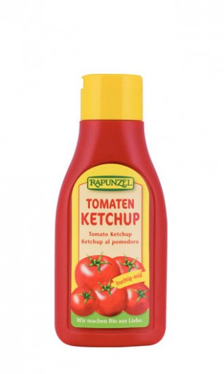 Tomaten Ketchup Squeezeflasche