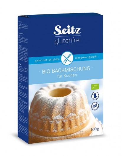 BIO-Backmischung für Kuchen