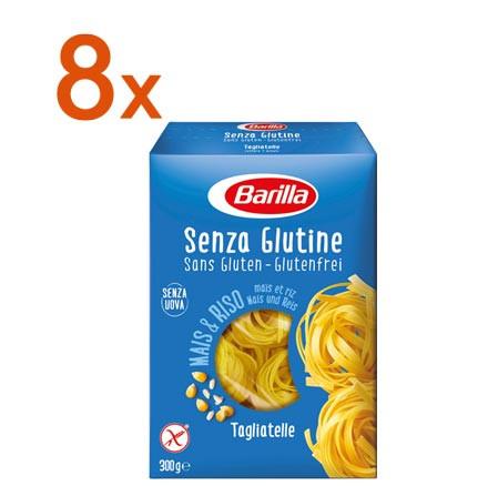 Sparpaket 8 x Tagliatelle glutenfrei