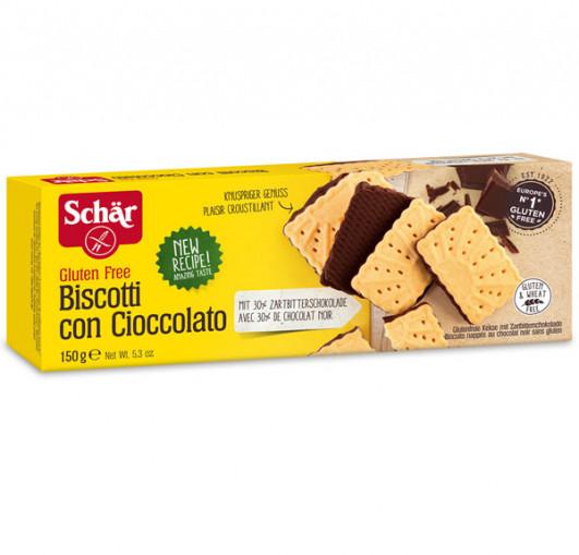 Choco Keks Biscotti con cioccolato