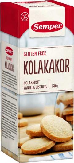 Kolakakor Vanille-Keks
