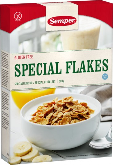 Special Flakes mit Honig