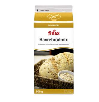 Havrebrödmix Haferbrotmix