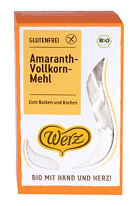 Amaranth Vollkorn Mehl