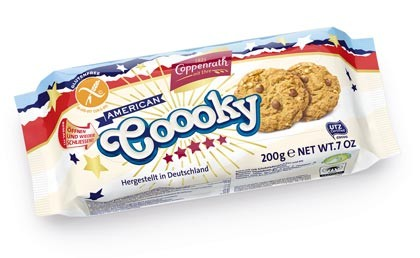 American Coooky glutenfrei