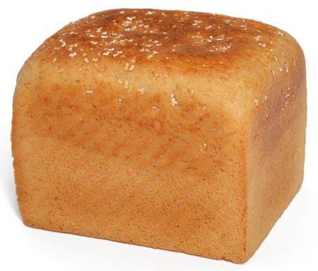 Azteken-Power-Brot 500g, frisch gebacken