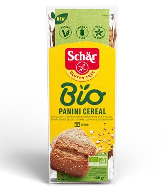 Bio Panini Cereal