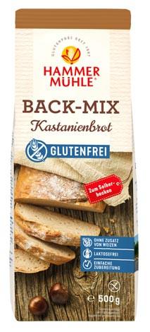 Back-Mix Kastanienbrot